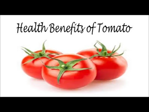 टमाटर के फ़ायदे | Health Benefits of Tomato for weight loss & healthy Heart | Health tips in Hindi