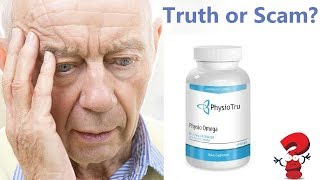 Physio Omega Review-Physiotru Physio Omega 3 Fish Oil!!