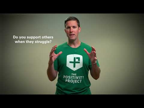 Dr. Chris Peterson and Other People Matter