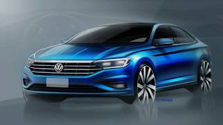 2019 VW Jetta Redesign Specs And Release Date