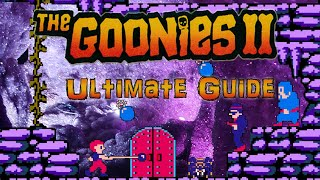 #Goonies2 #Goonies #NES #TheGoonies2 The Goonies 2 - NES - Ultimate Guide - 100% ALL ITEMS