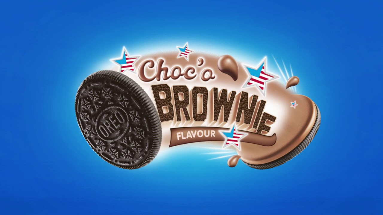 Try New Choco Brownie Flavour Oreo Youtube