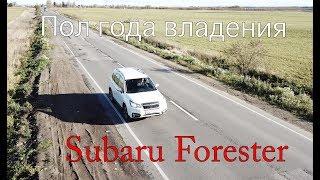Пол года с Subaru Forester | Мои впечатления и отзыв