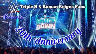Wwe Friday Night Smackdown 20th Anniversary