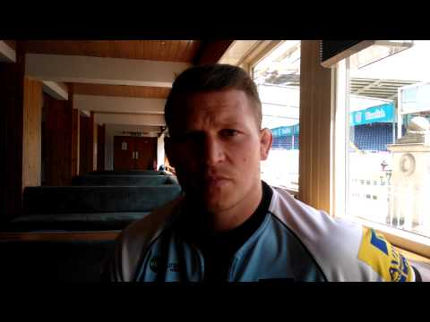 Dylan Hartley interview