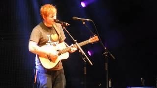 Ed Sheeran S NEW Song New York MSG 11 1 HQ
