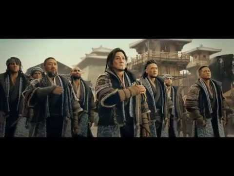 Trailer do filme Dragon Blade