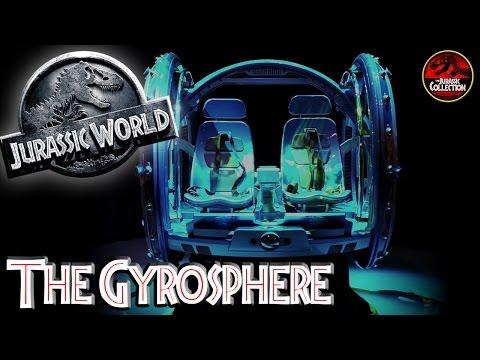 Jurassic World | THE GYROSPHERE | Behind the Scenes