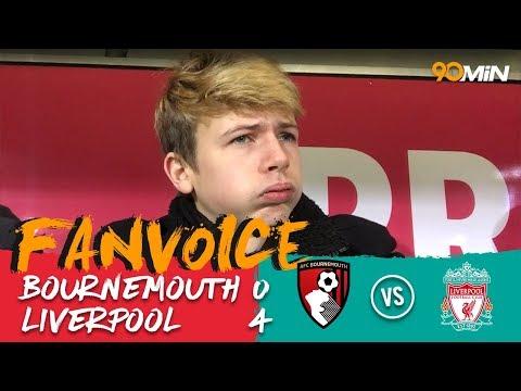 Coutinho, Salah and Firmino smash Bournemouth! | Bournemouth 0-4 Liverpool | 90min FanVoice