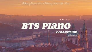 방탄소년단 피아노 모음2 • 광고없음 연속재생 • 잠잘때 공부할때 일할때 듣기좋은 광고없는 음악