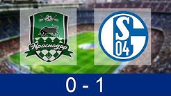 FC Krasnodar vs Schalke 04 0-1 | All Goals and Highlights 20/10/2016 [HD]