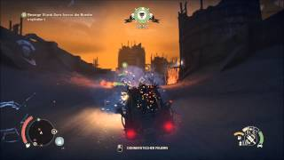 Mad Max - Stank Gum Race - in 29 Sec - Gas Town !