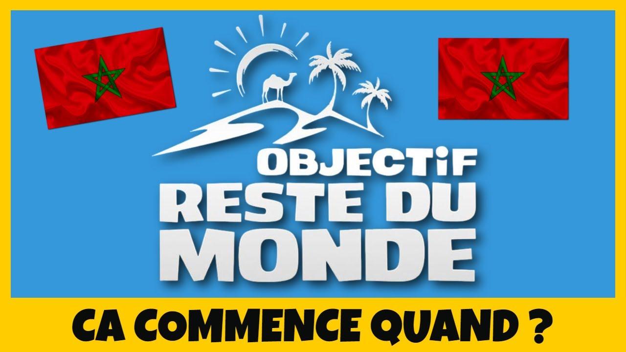 🇲🇦 OBJECTIF RESTE DU MONDE : TOUS LES CANDIDATS AU CASTING ! 🇲🇦