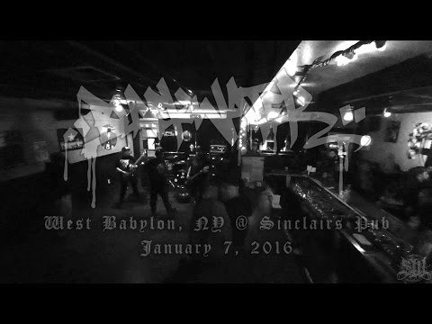 BLACKWATER - FULL SET LIVE (SINCLAIRS PUB 1/7/16) SW EXCLUSIVE