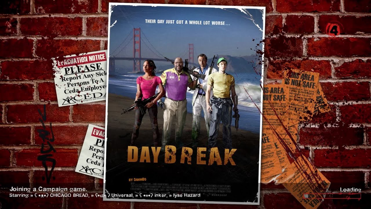 Day Break (Left 4 Dead 2) - GameMaps