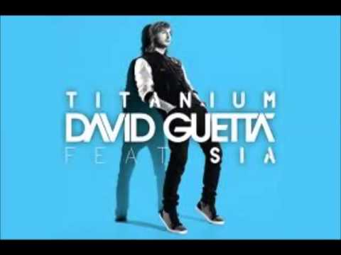 David Guetta- Titanium FEAT. Sia (Music only- For MP3)