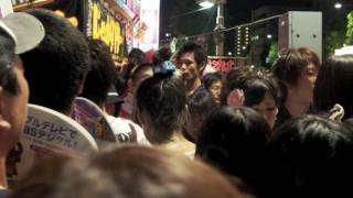 熊谷うちわ祭り.