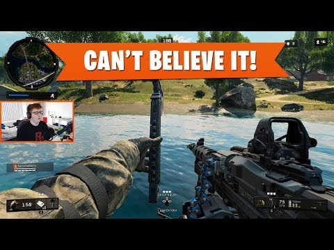 CANT BELIEVE HOW THAT ENDED!   Black Ops 4 Blackout   PS4 Pro