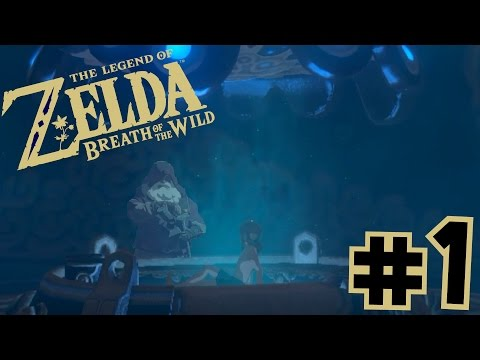 Breath of the Wild Ep. 1 - Link's Bad Touch Adventure