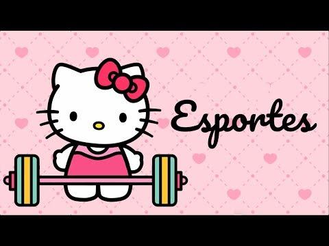 Esportes | O Mundo da Hello Kitty