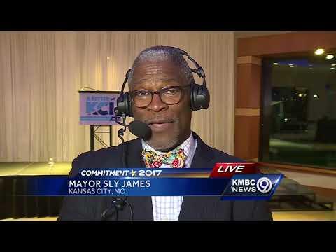 Mayor Sly James talks massive KCI win