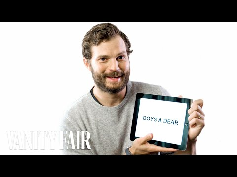 Jamie Dornan Teaches You Northern Irish Slang | Vanity Fair