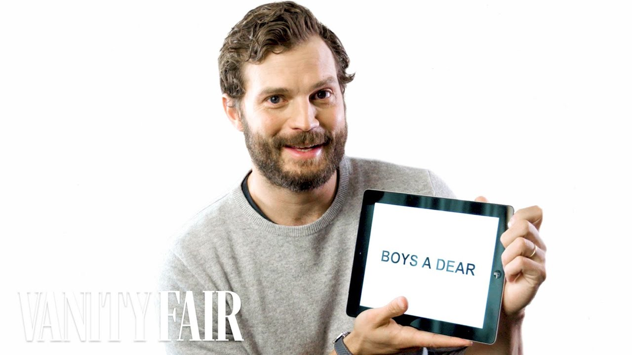 Jamie Dornan Explains Northern Irish Slang