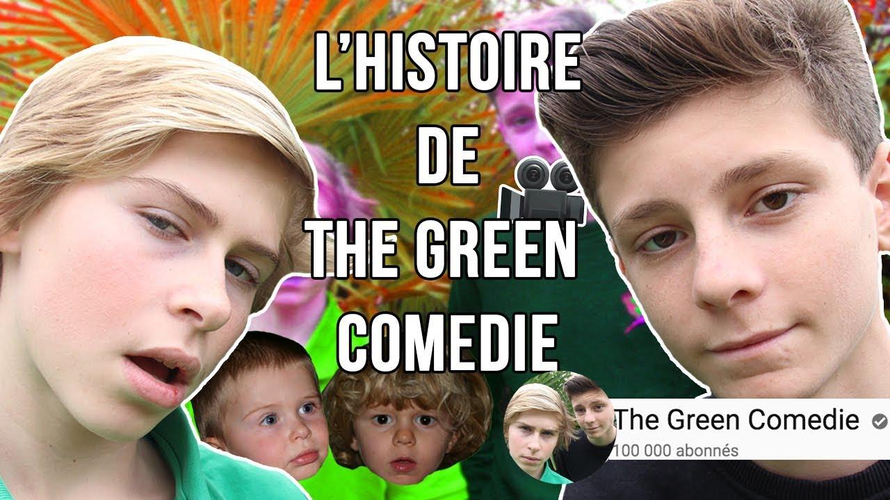 L'Histoire De The Green Comedie