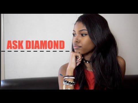 5. Rants about my race (ask Diamond)