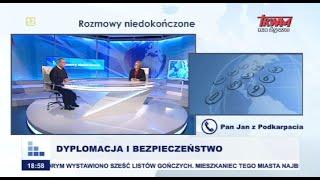 Rozmowy niedokończone: Dyplomacja i bezpieczeństwo cz.I