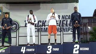 Illinois Track | David Kendziera NCAA Finals Highlights
