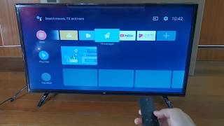 unboxing smart mi TV android 4A first setup 32 inch xiaomi