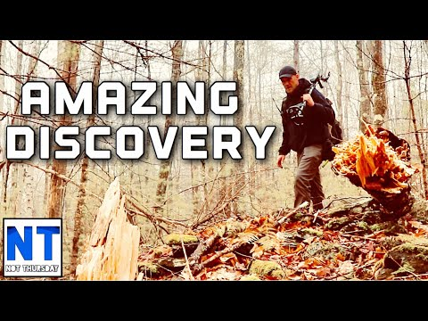 Finding A Lost Colonial 1700s Homesite In NH Part 1 Metal Detecting