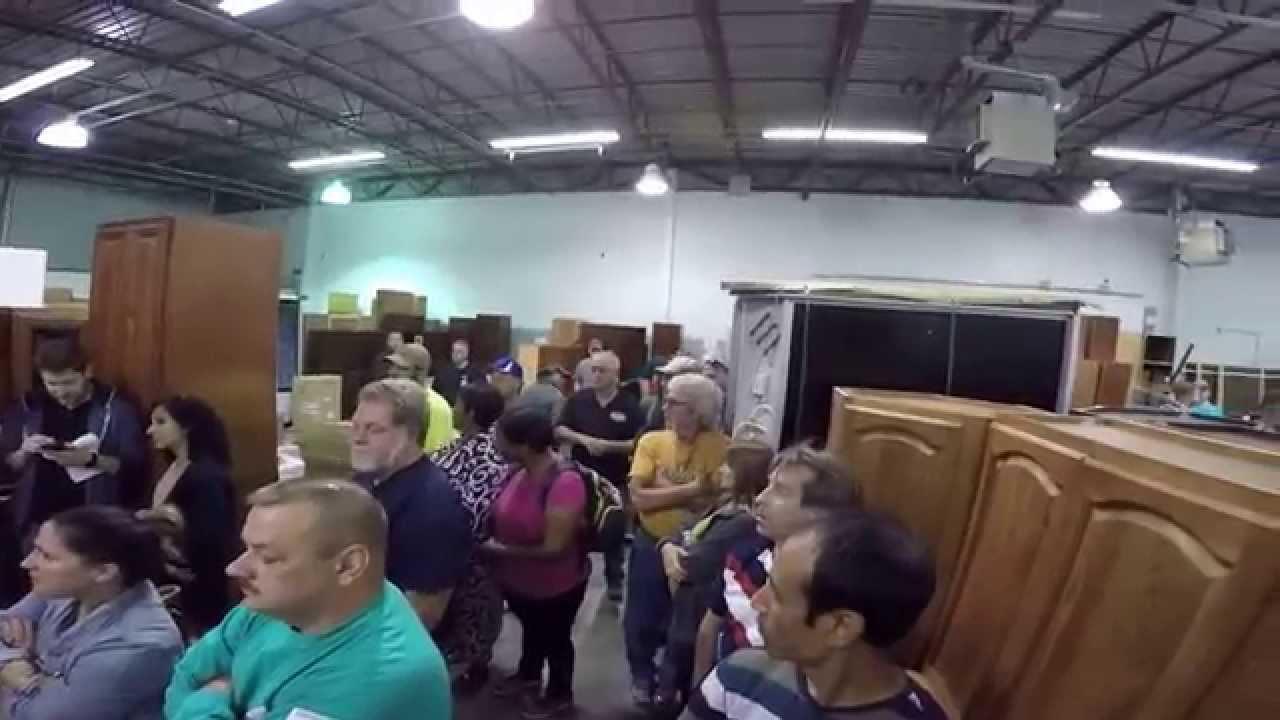Charmant Niagara Cabinets Dream Set Auctioned June 06, 2015 Scott Perry U0026 Co.    YouTube