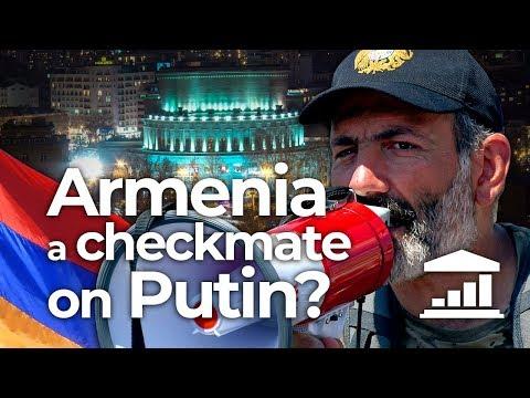Armenia, the Last Caucasian Revolution - VisualPolitik EN