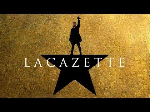 Alexandre Lacazette song | Hamilton parody [Jim Daly]