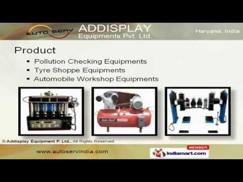 Pollution Checking Equipments By Addisplay Equipment P. Ltd, Gurgaon