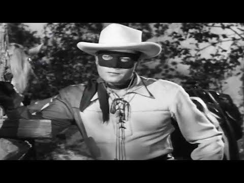 The Lone Ranger | Sheriff of Gunstock | HD | Lone Ranger TV Series Full Episodes | Old Cartoon