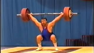 Чемпионат России по тяжелой атлетике 1998
