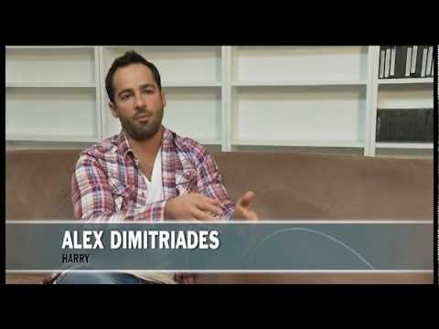 The Slap | Harry | Alex Dimitriades