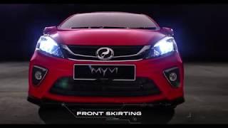 2018 Perodua Myvi Product Video