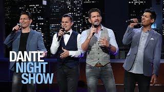 Gran interpretación de 'A mi manera' por el grupo vocal 'Amanecer' – Dante Night Show