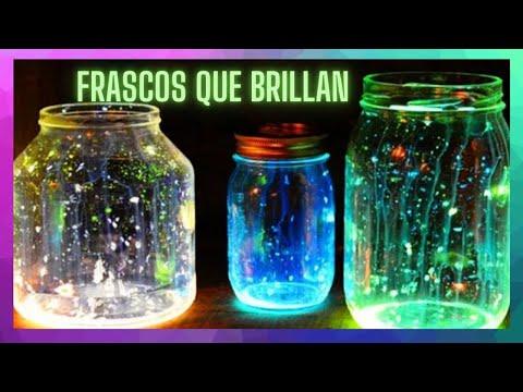 Como hacer frascos decorados youtube for Frascos decorados para navidad
