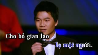 Lam Gia Minh - Nguoi Xa Ve Thanh Pho KARAOKE