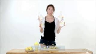 레몬디톡스다이어트 드링크 만들기
