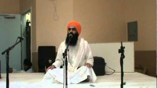 Sant Baba Kartar Singh Ji Khalsa Bhindranwale Barsi 2011-Bhai Sukhwinder Singh