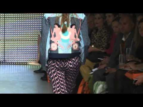 Holly Fulton Spring Summer 2013 Fashion Show