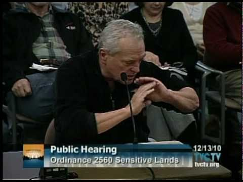 Clip from 12/13/2010 Lake Oswego City Council meeting
