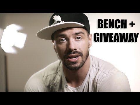 Bench Press Challenge + GIVEAWAY 6 Besplatnih Online Coaching Programa
