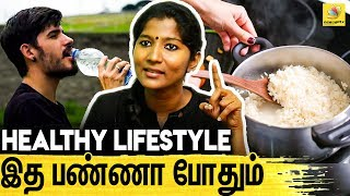 Dr Raichal Rabecca Interview About Healthy Lifestyle